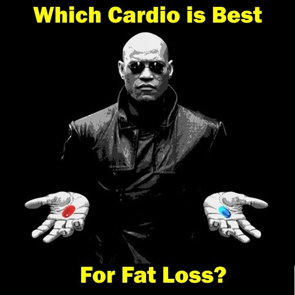 Which Is 'the Best' Cardio For Fat Loss.