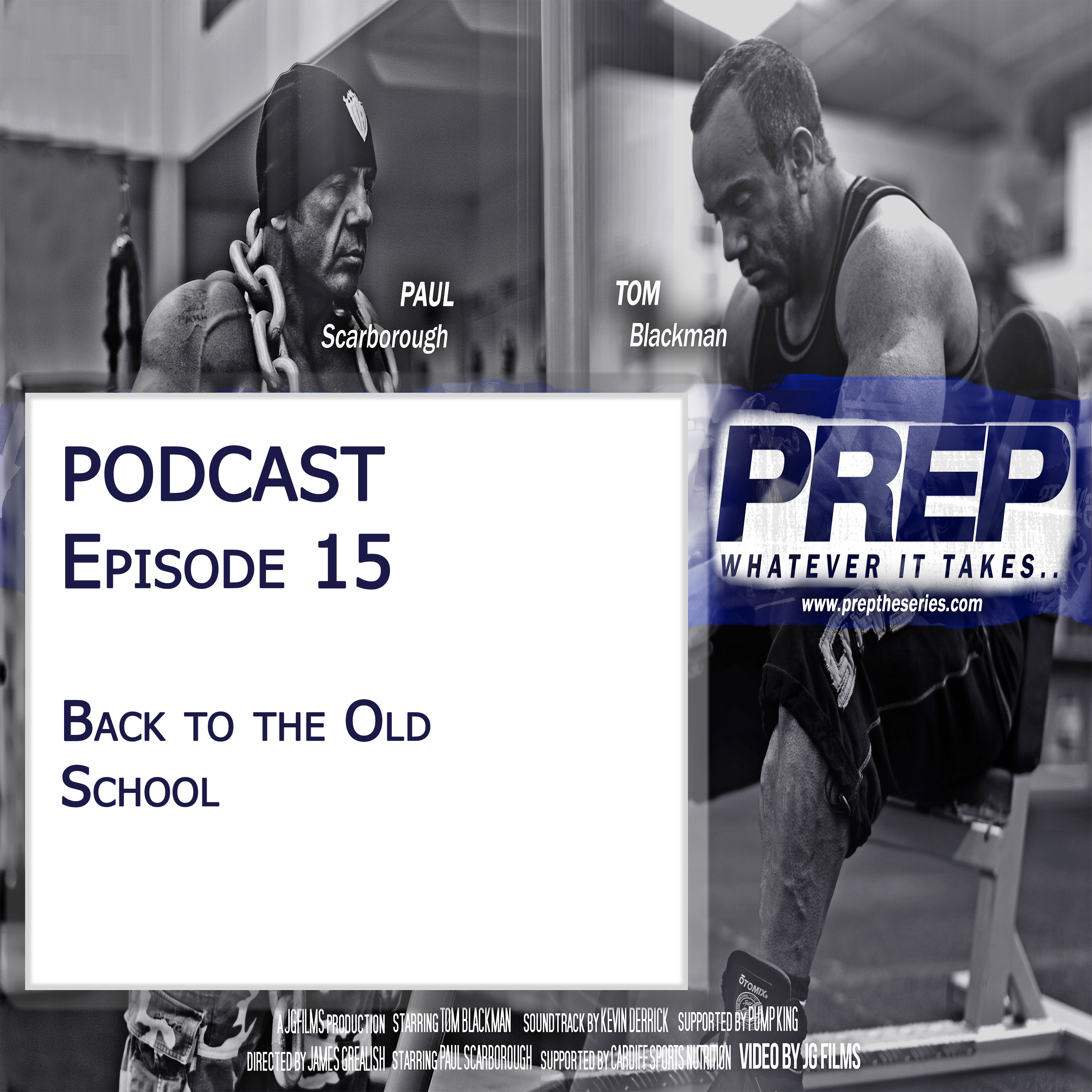 Episode 15 – Back To The Old School