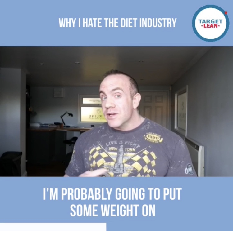 Why I Hate The Diet And Weight Loss Industry