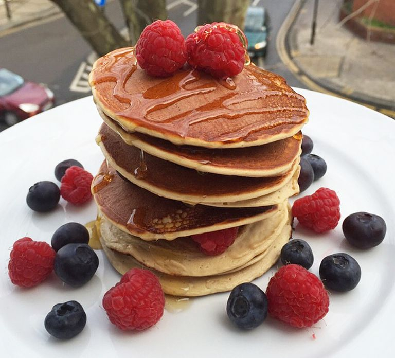 Protein Pancake – Lower Calorie