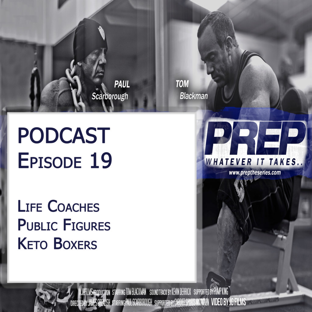 Prep Radio Episode 19 Front Cover