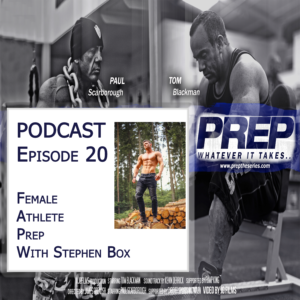 Prep Radio Episode 20 cover