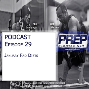 Prep Podcast front cover episode 29