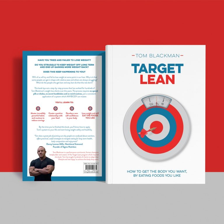 Target Lean Book - fat loss meal plan guide