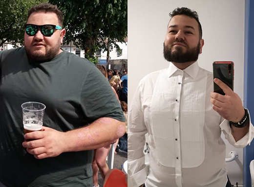 Christiaan fat loss