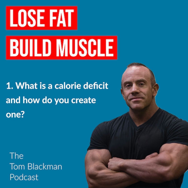 how do you create a calorie deficit podcast