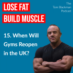 when will gyms reopen in the uk