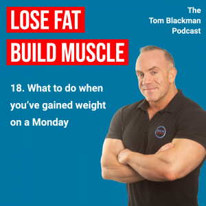 what to do when you gain weight on a Monday