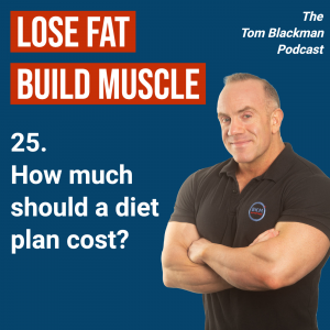 how much does a diet plan cost