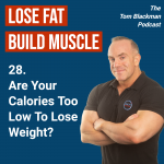 are your calories too low to lose weight
