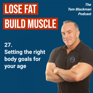 setting the right body goals for your age