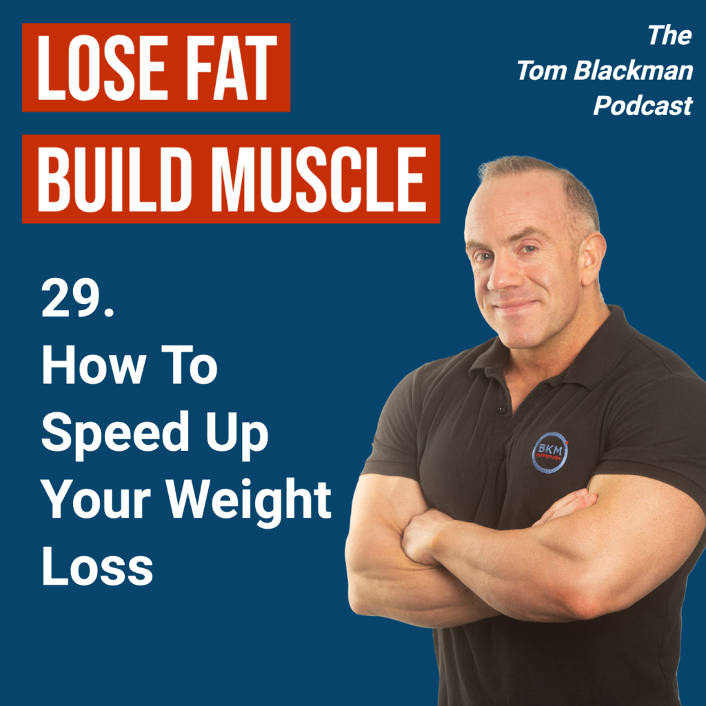 how to speed up your weight loss