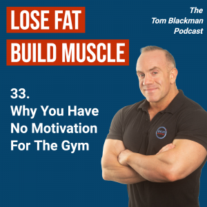 why you have no motivation to train